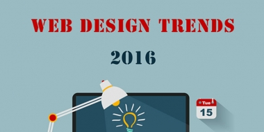 Web Design and Development 2016 Trends image